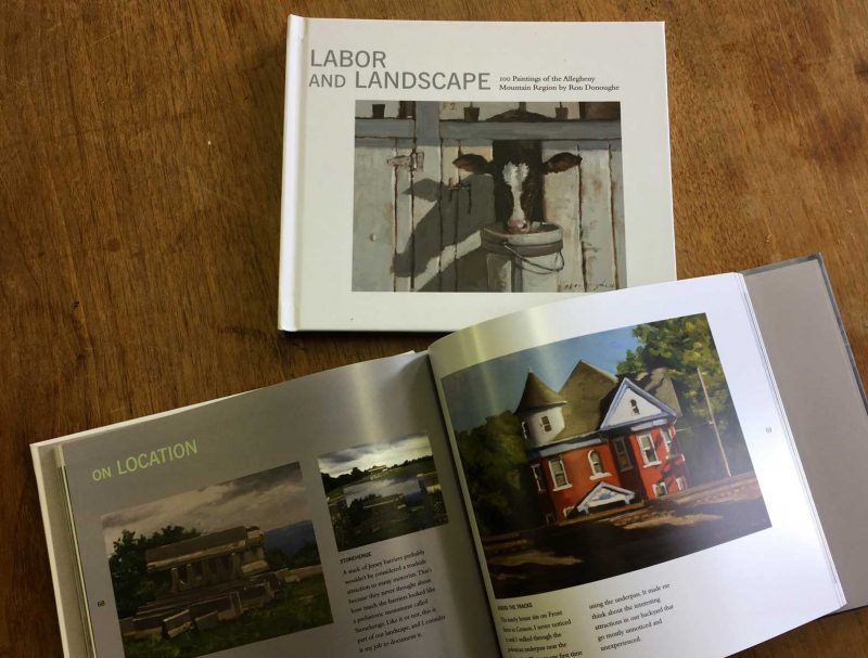 Book Labor and Landscape